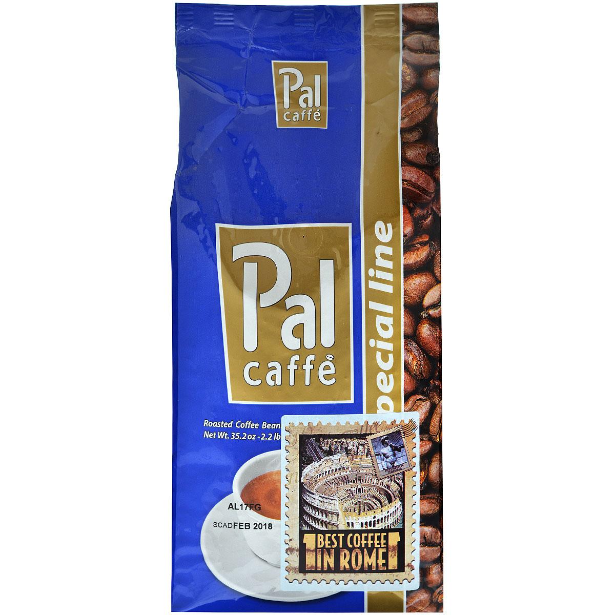 Palombini Pal Oro кофе в зернах, 1 кг кофе в зернах buscaglione export oro 1кг
