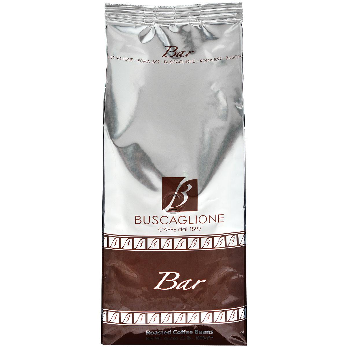 Buscaglione Bar кофе в зернах, 1 кг кофе в зернах buscaglione export oro 1кг