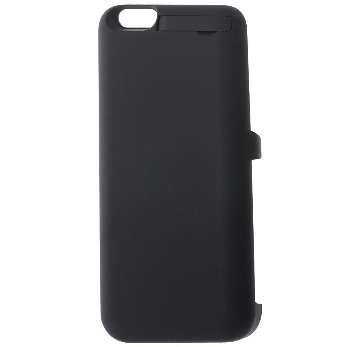 Фото - EXEQ HelpinG-iC08 чехол-аккумулятор для iPhone 6, Black (3300 мАч, клип-кейс) аккумулятор