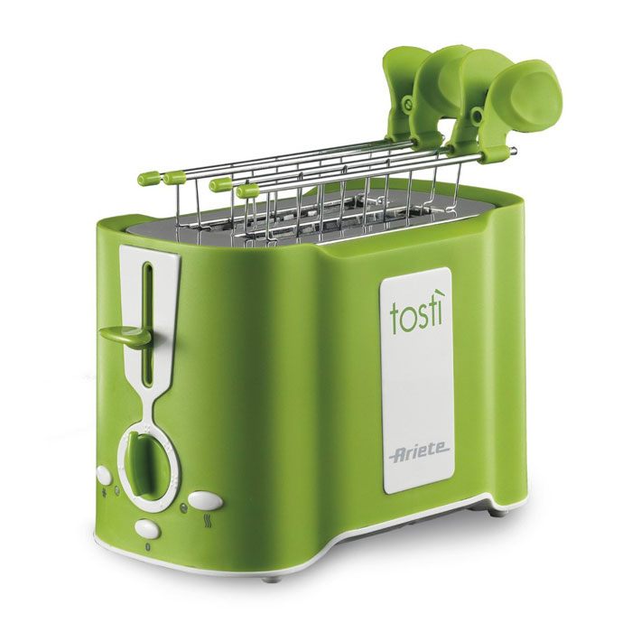 Тостер Ariete Tosti, Green (124/12)