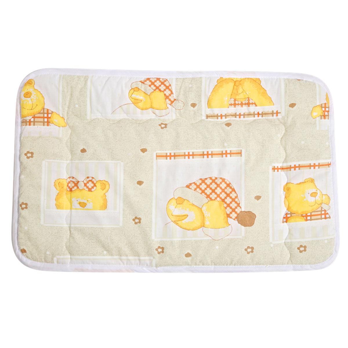 Подушка детская Primavelle Fani, цвет: бежевый, 40 см х 60 см подушка primavelle nadia 70х70