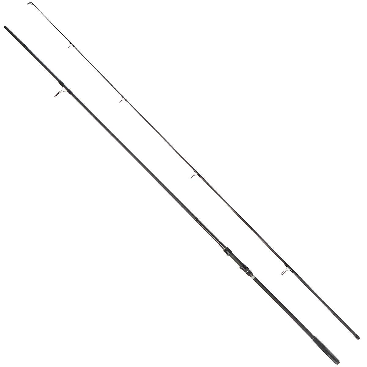 Удилище карповое Daiwa Windcast Carp, 3,9 м, 3,5 lbs удилище карповое daiwa shogun slim power shoc 3312