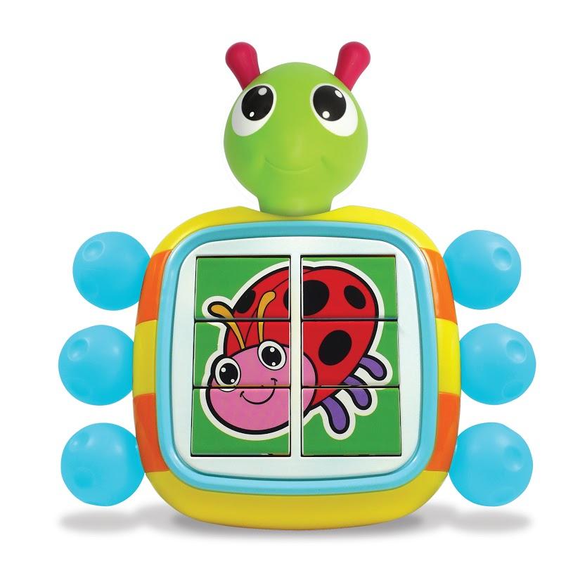 Tomy Развивающая игрушка Букашка-пазл