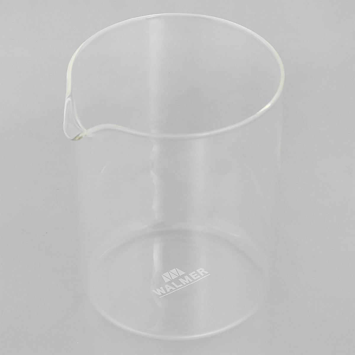 Колба для кофейников Walmer, 500 мл колба walmer для кофейников 350мл стекло