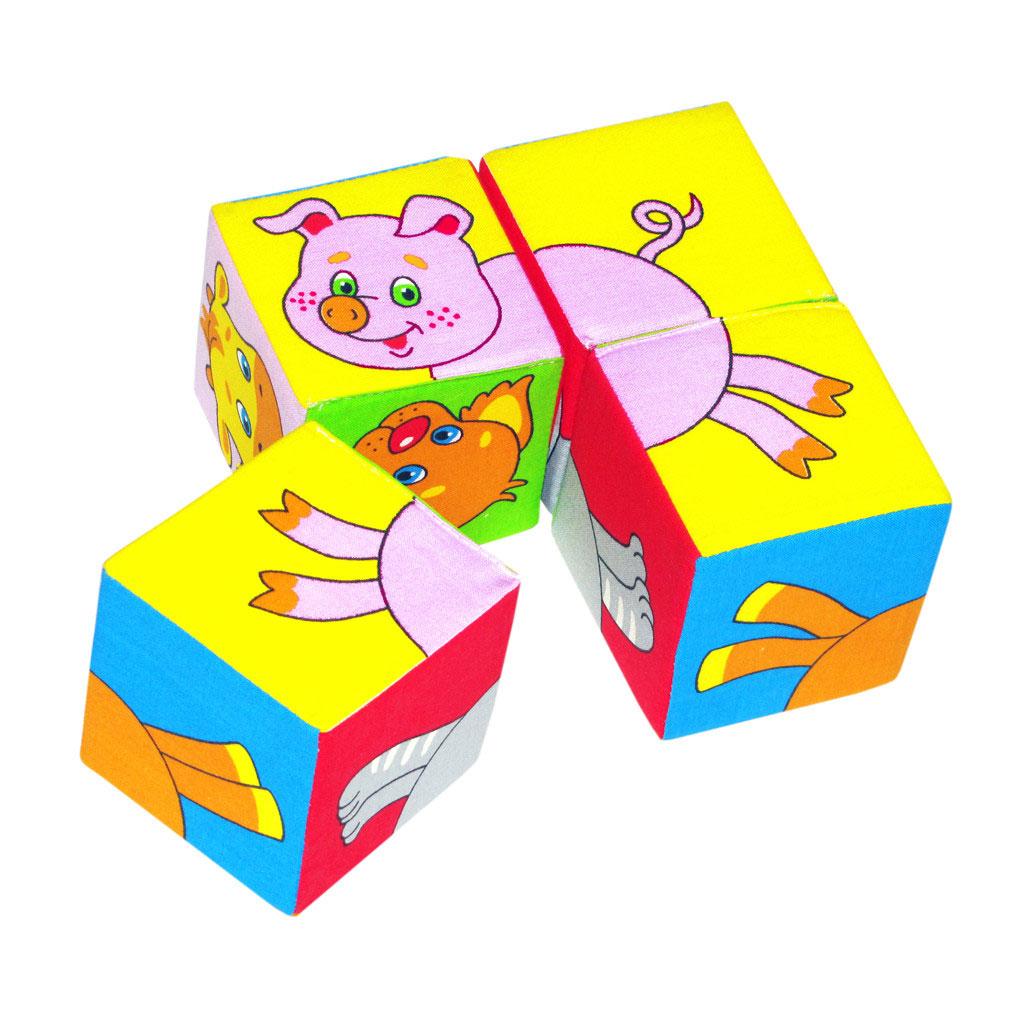 кубики пазлы в картинках