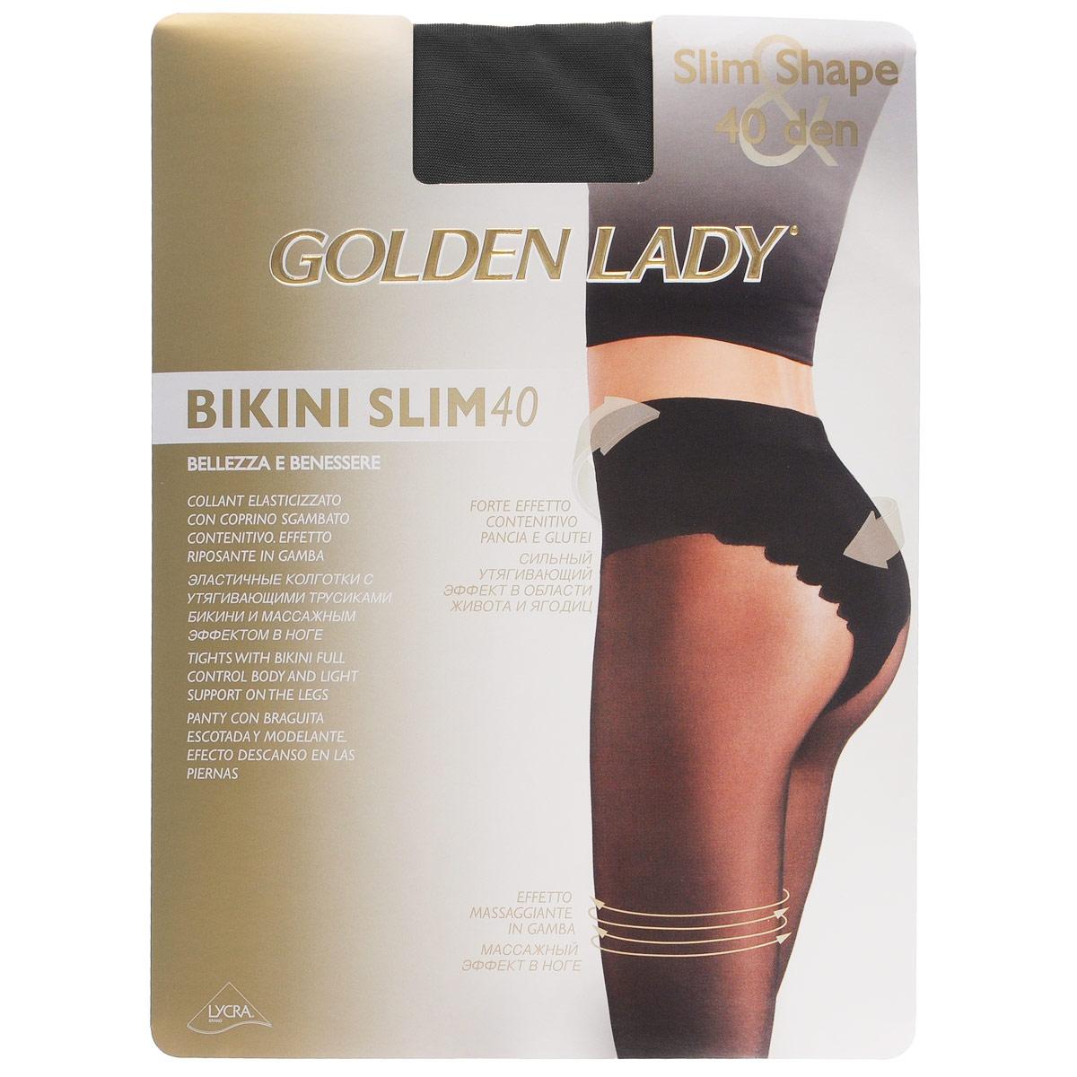 Колготки Golden Lady fashion acrylic diamond slim lady s pu leather belt yellow golden
