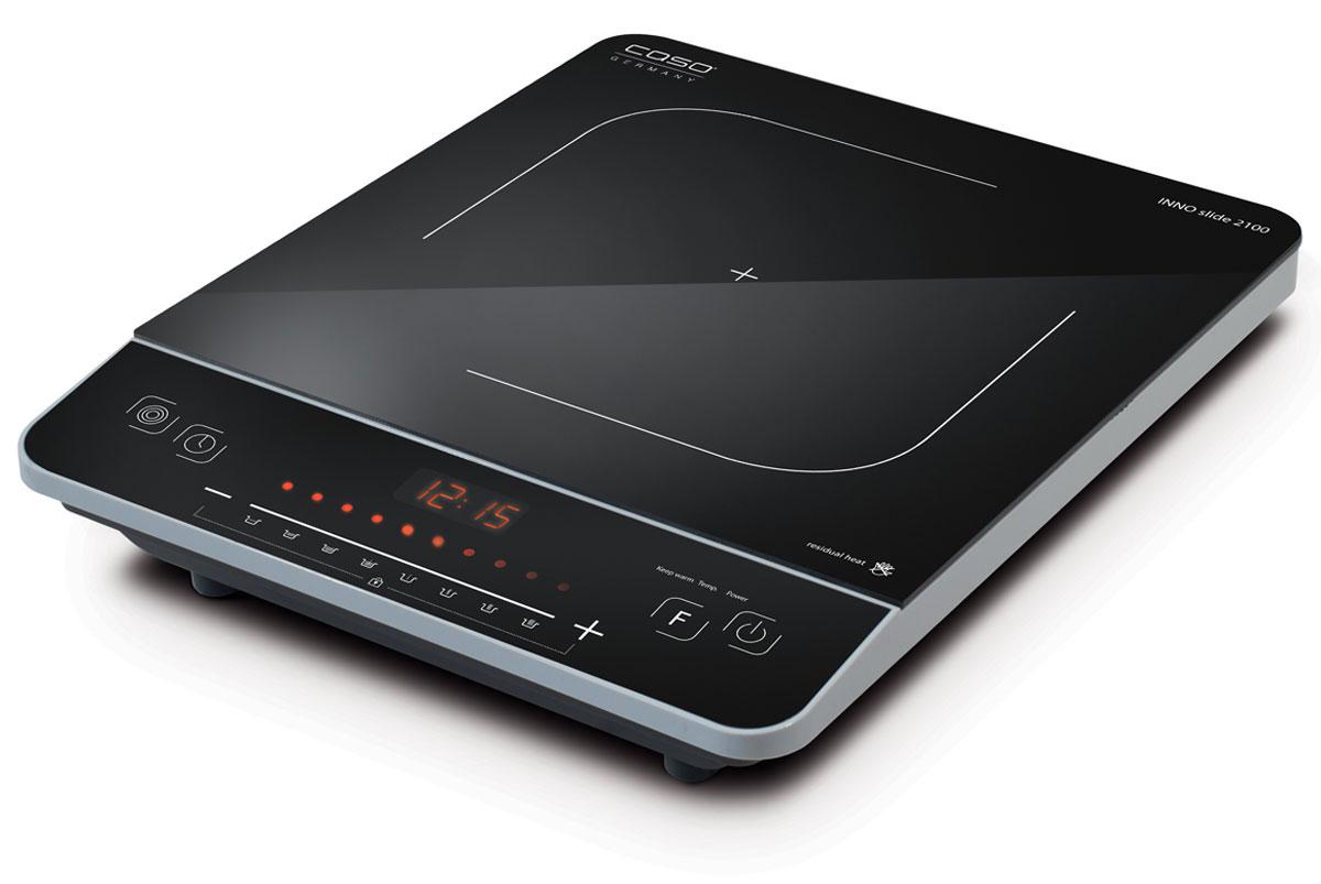Настольная плита CASO Inno Slide 2100 индукционная индукционная варочная плитка caso inno slide 2100