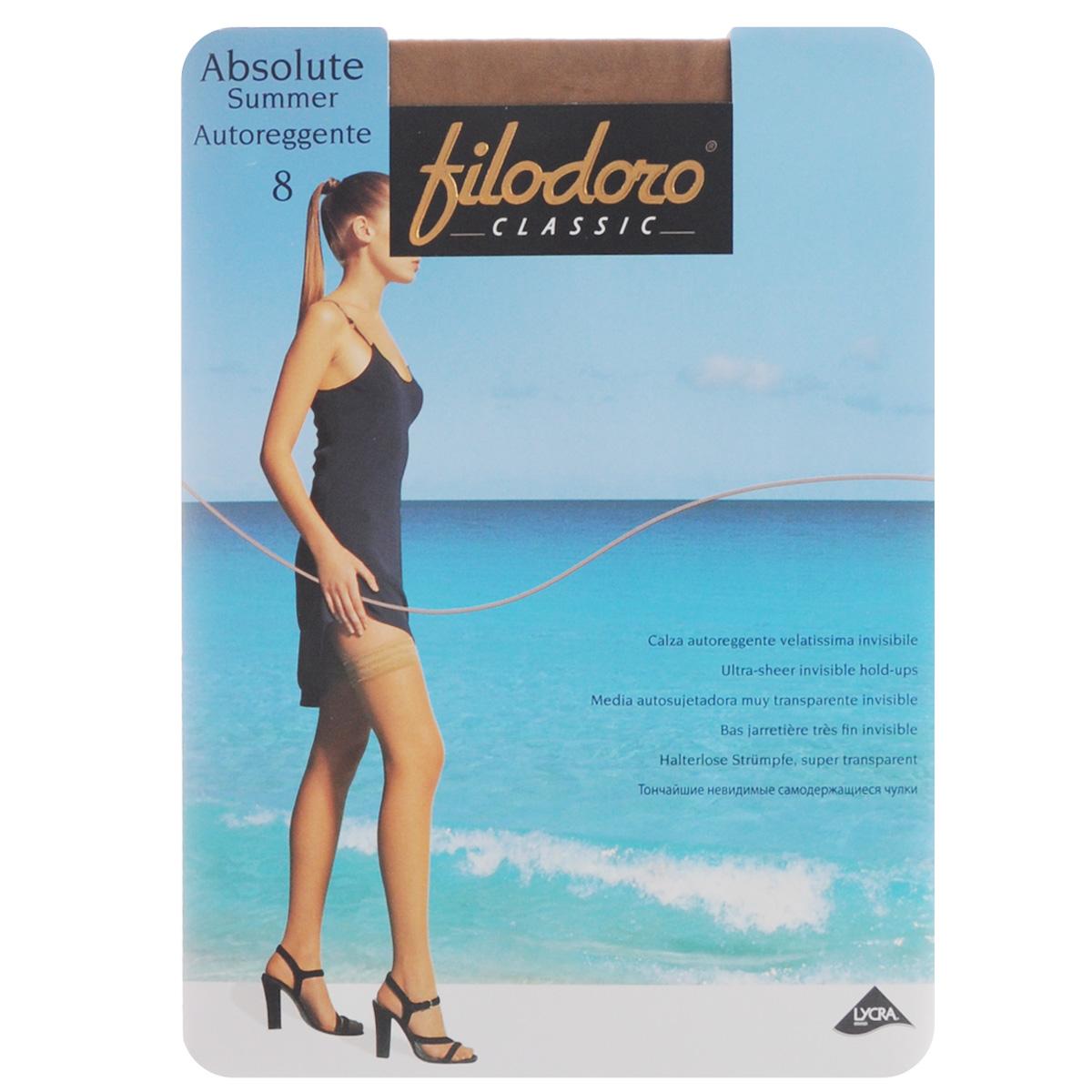 Чулки Filodoro Classic цены онлайн