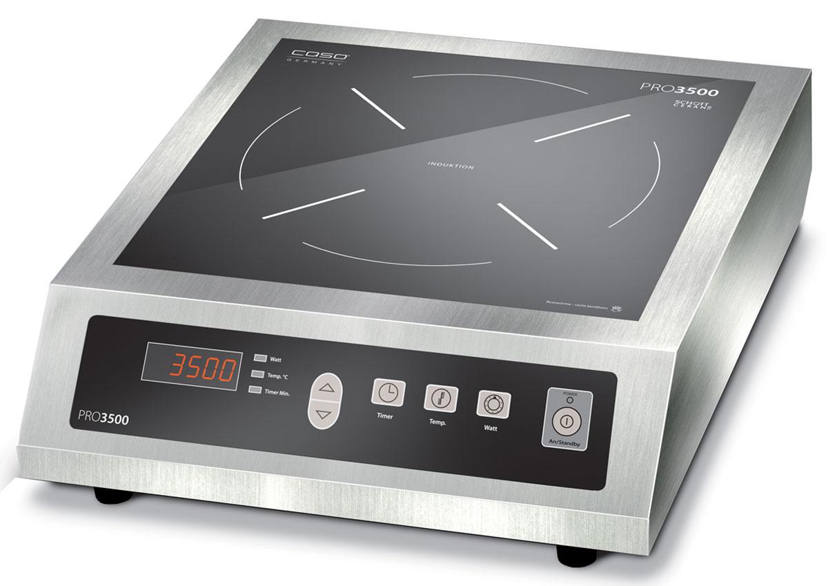 Настольная плита CASO Pro 3500 индукционная