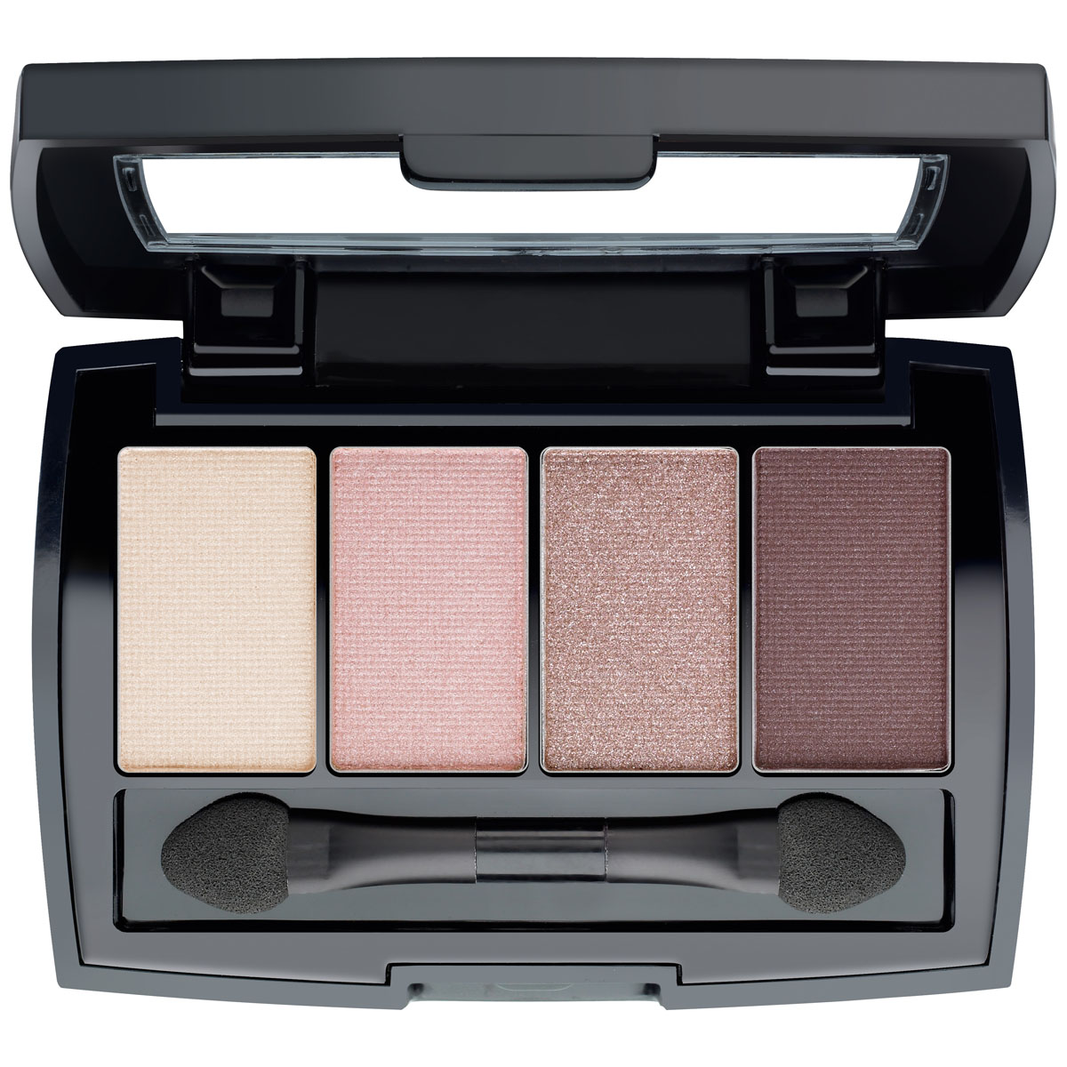 BE YU Тени для век COLOR CATCH EYE PALETTE 387, 4*0,8 г.