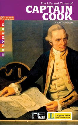 лучшая цена Life And Times Of Captain Cook (The) Bk