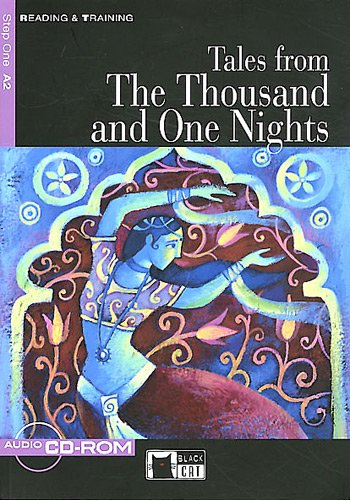 Tales from The Thousand and One Nights: Step One A2 (+ CD-ROM) цена