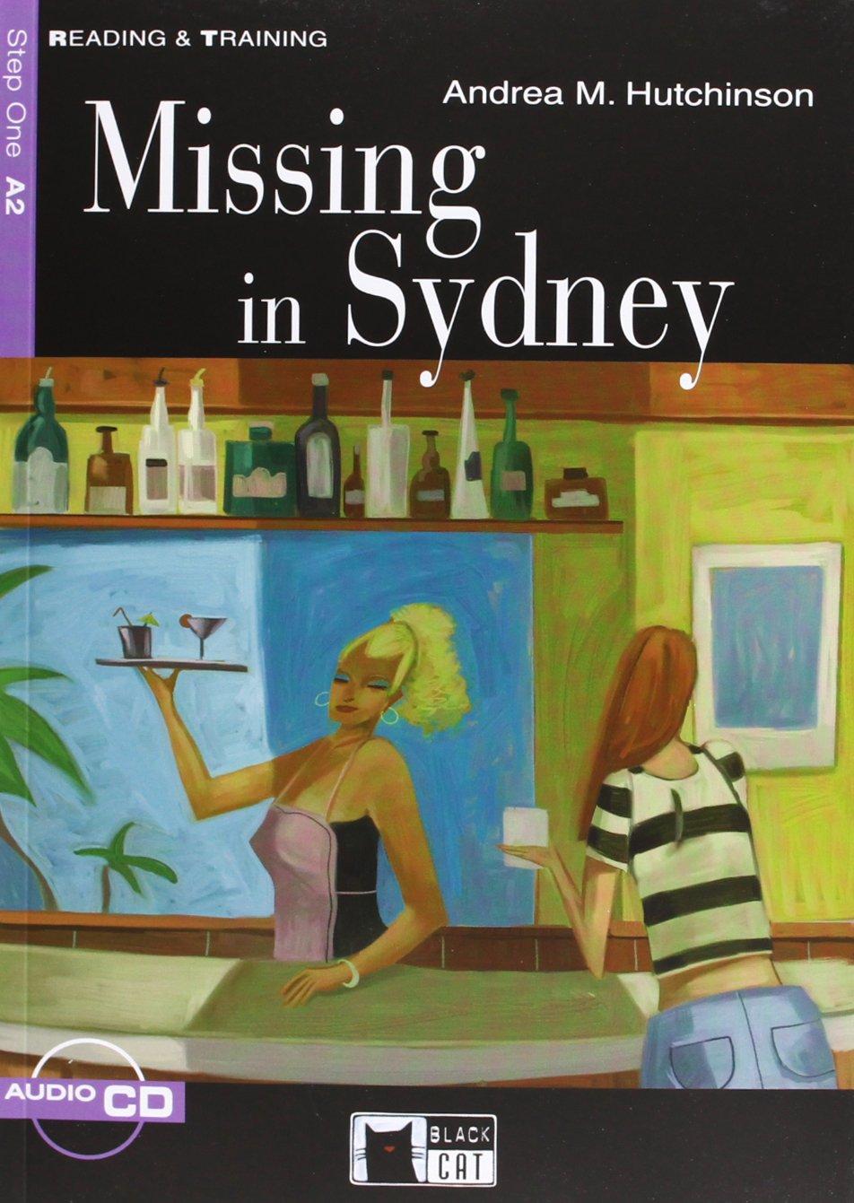 Missing in Sydney (+ CD) room service pre intermediate to intermediate cd