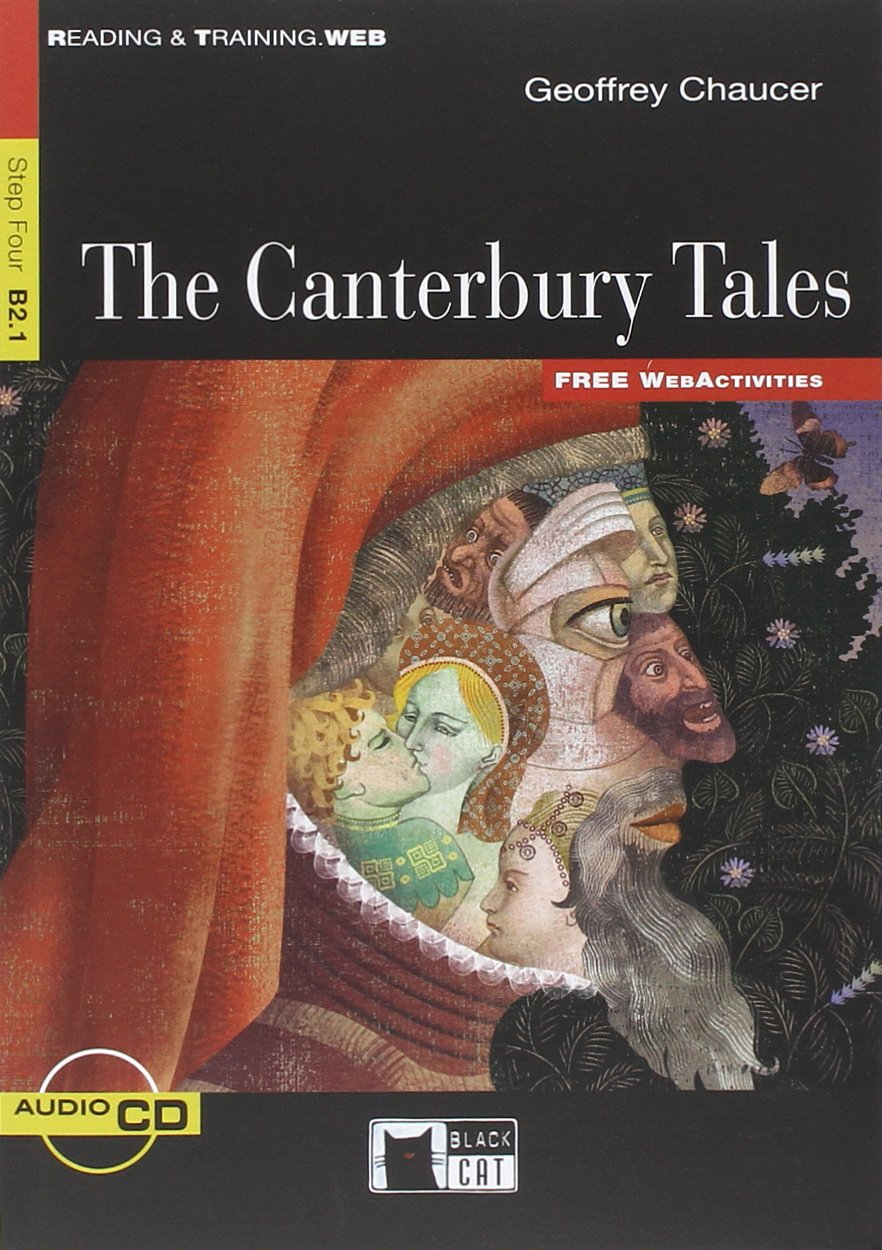 Reading + Training: The Canterbury Tales + Audio CD the canterbury puzzles