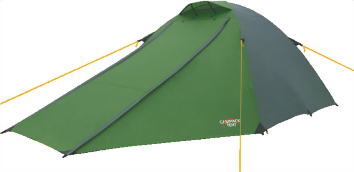 Палатка Campack Tent Forest Explorer 4, цвет: серо-зеленый подвесная люстра light star esedra 796156