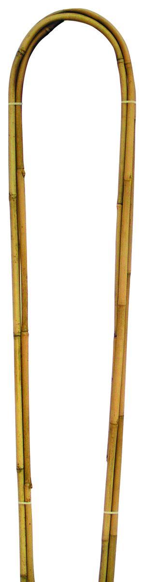 Дуга бамбуковая Green Apple, высота 90 cм, 3 шт опора для растений green apple бамбуковая диаметр 1 см длина 75 см 5 шт
