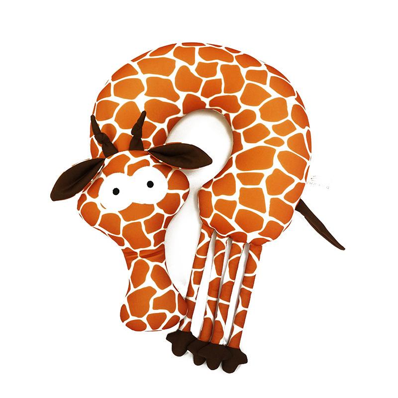 Maxi Toys Игрушка-подушка Жираф 32 см