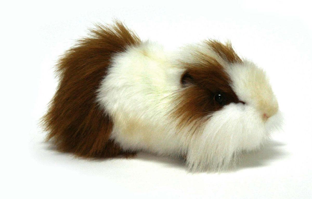 Мягкая игрушка Hansa Морская свинка бело-рыжая, 30 см