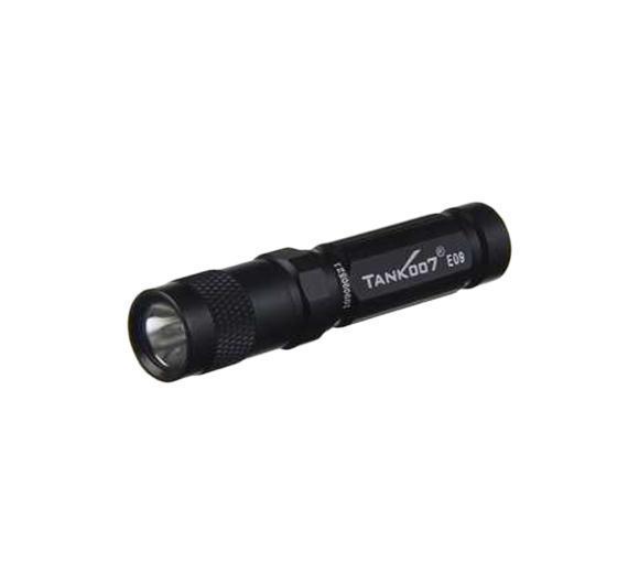 Фонарь светодиодный TANK007 E09, с комплектацией, цвет: черный фонарь tank007 tk737r5