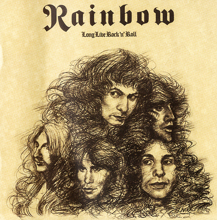 Rainbow Rainbow. Long Live Rock & Roll puhdys city karat rock legenden live