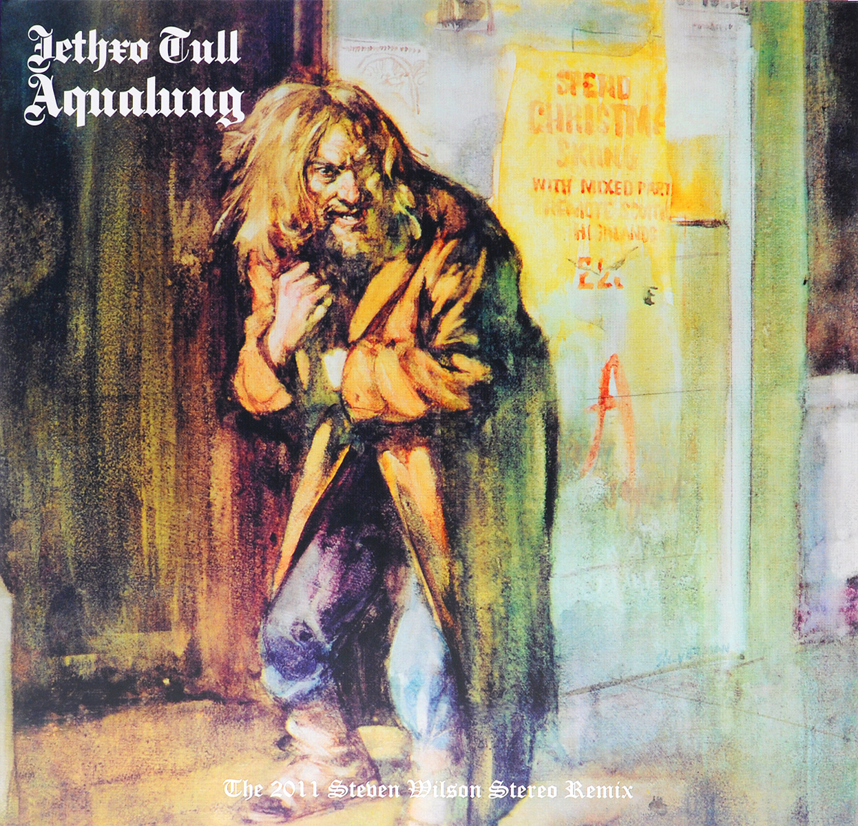 Jethro Tull Jethro Tull. Aqualung (LP) jethro tull this was lp