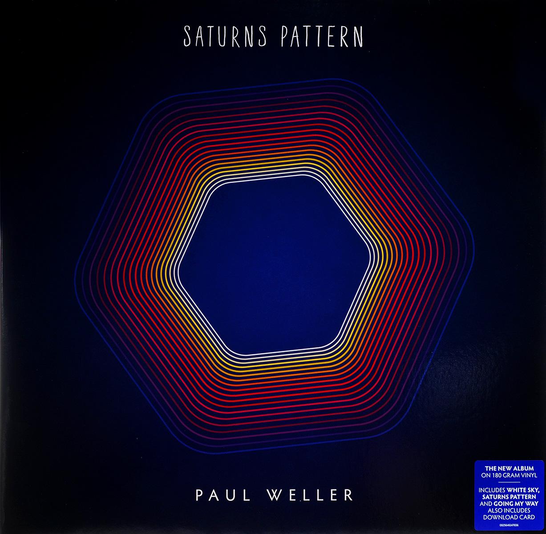Пол Уэллер Paul Weller. Saturns Pattern (LP) paul weller paul weller more modern classics 2 lp