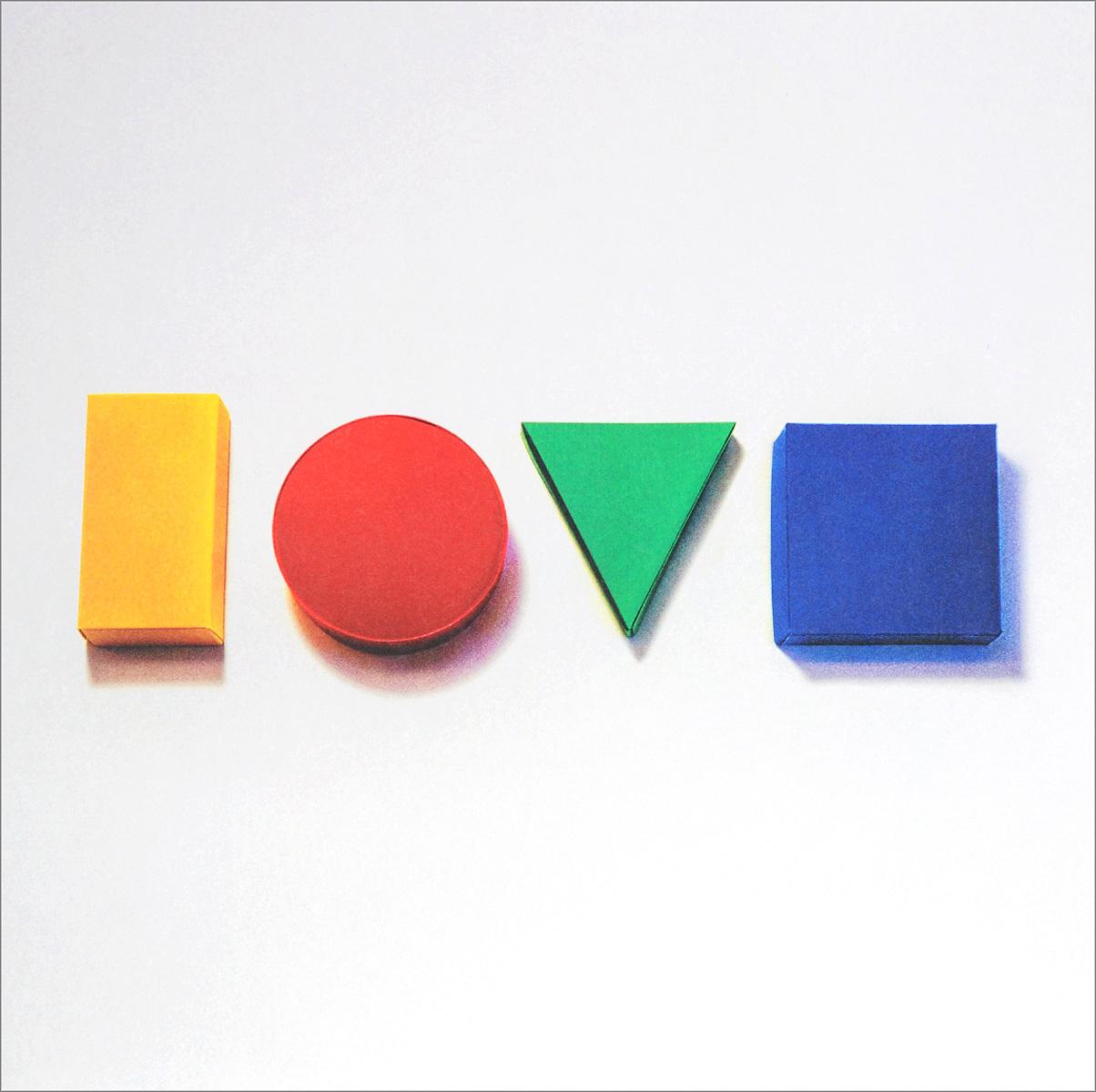 Джейсон Мрэз Jason Mraz. Love Is A Four Letter Word (2 LP) все цены