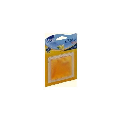 Освежитель воздуха гелевый Glade Фруктовая фантазия, сменный блок, 8 г освежитель воздуха гелевый glade океанский оазис сменный блок 8 г