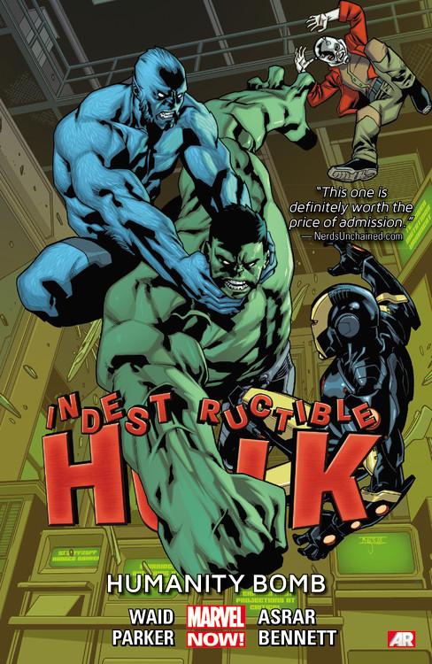 Indestructible Hulk: Volume 4: Humanity Bomb