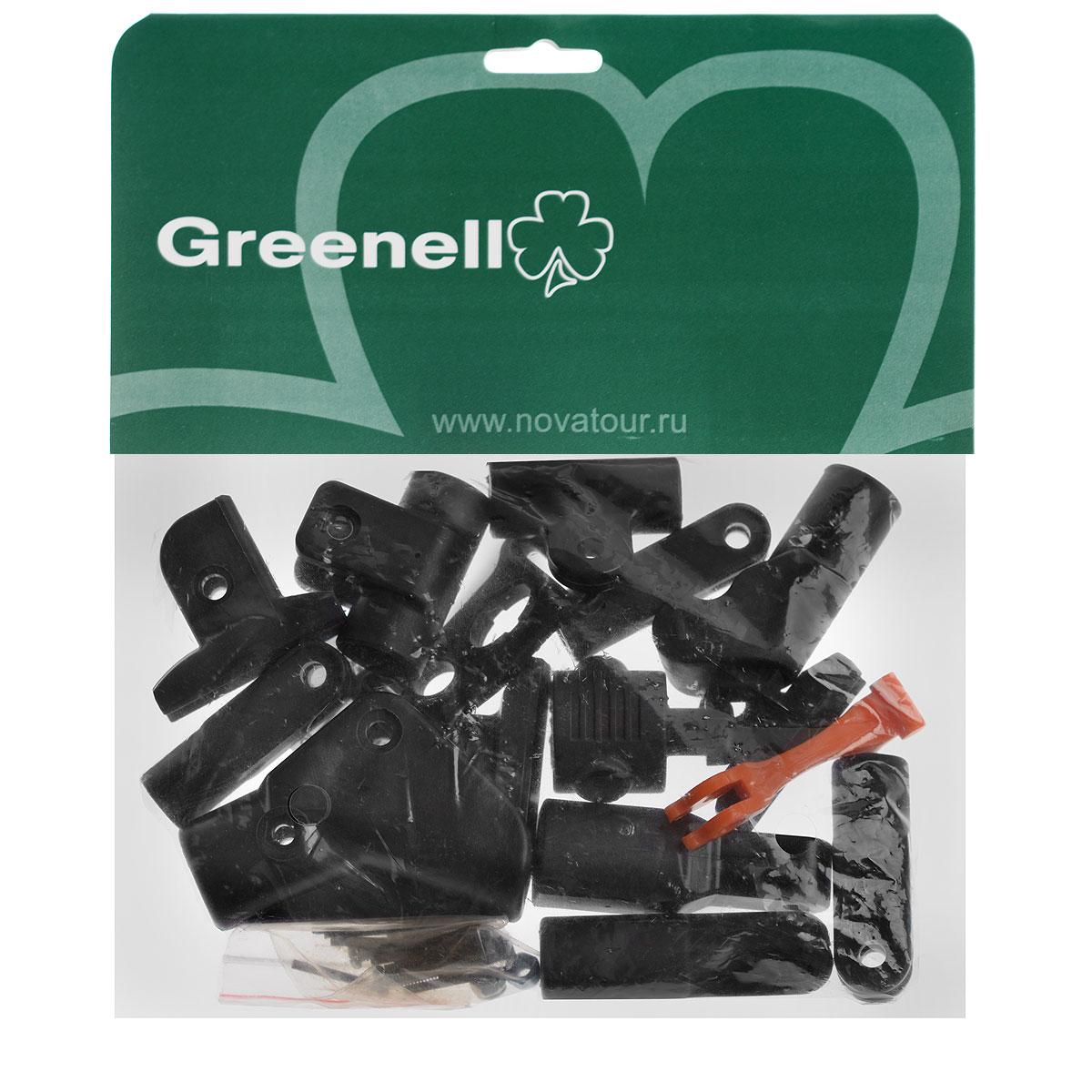 Ремкомплект Greenell №3, для палаток: Nevic, Grange палатка greenell виржиния 6 плюс green
