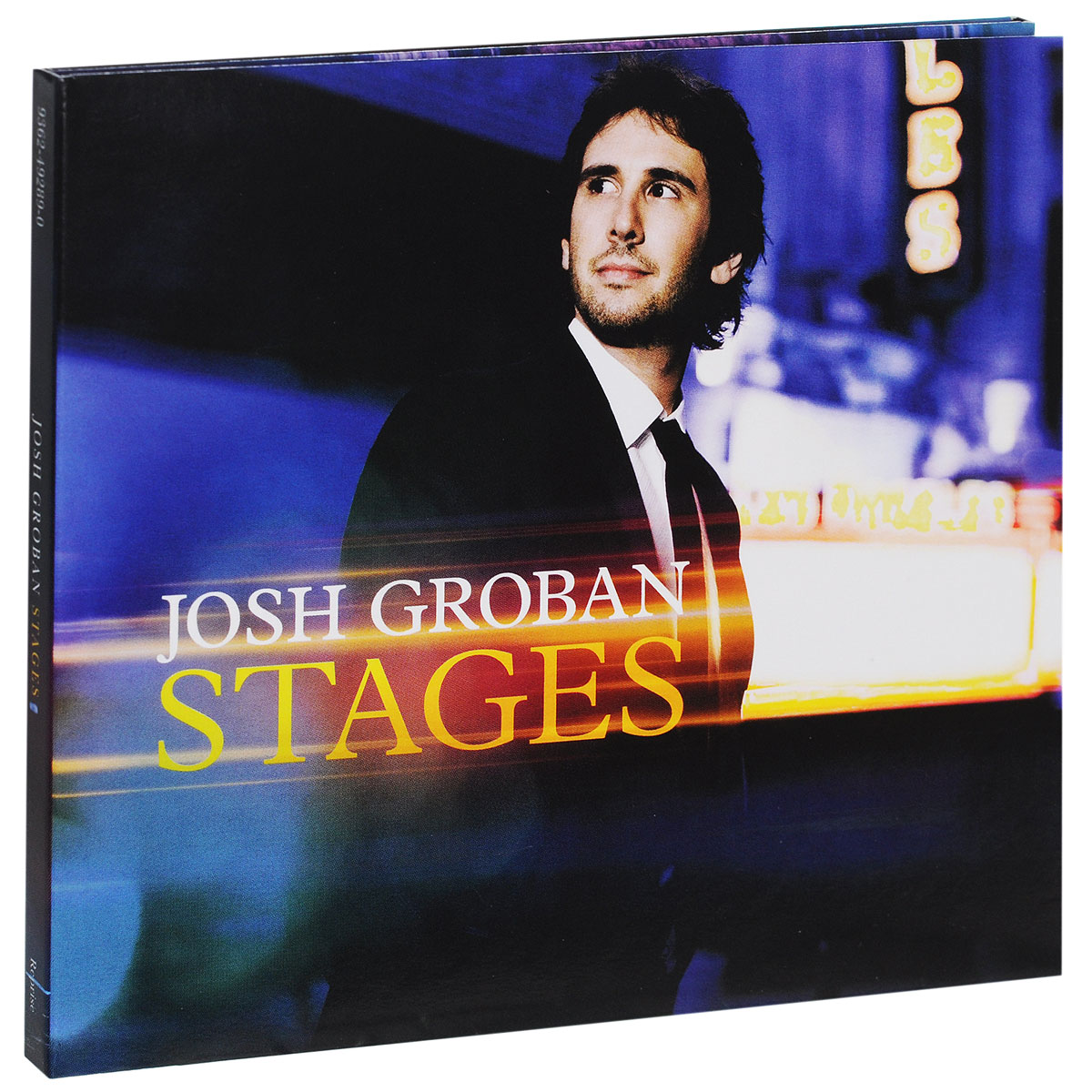 Фото - Джош Гробан Josh Groban. Stages. Deluxe Edition cd led zeppelin ii deluxe edition
