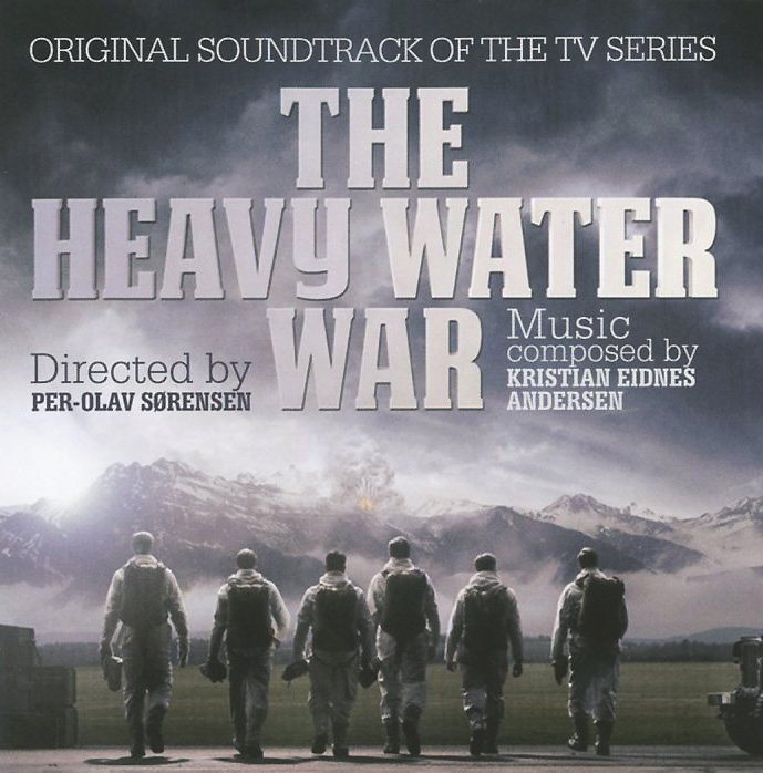 Kristian Eidnes Andersen. The Heavy Water War. Original Soundtrack Of The TV Series original airtac compact slide cylinder roller bearing hls series hls12x100s