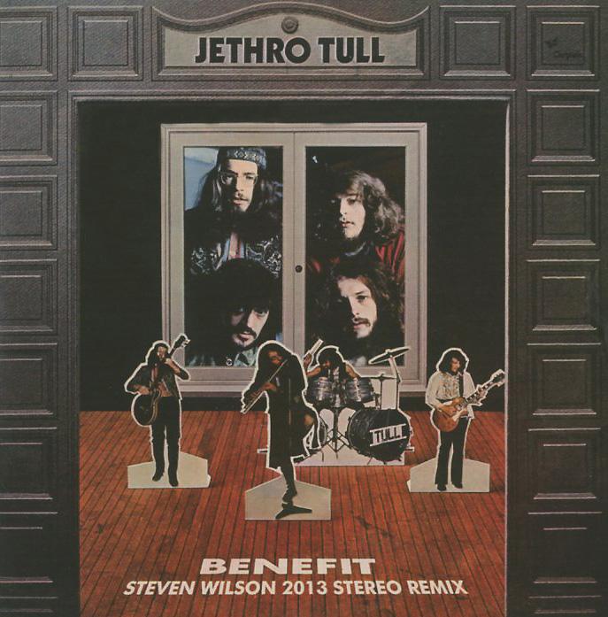 Jethro Tull Jethro Tull. Benefit мяч для н т dobest ba 02 6шт уп