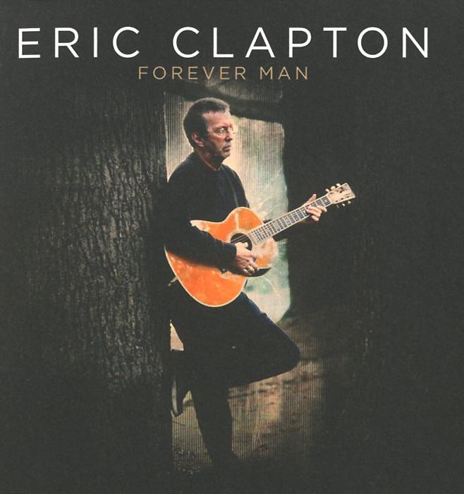 лучшая цена Эрик Клэптон Eric Clapton. Forever Man (2 CD)