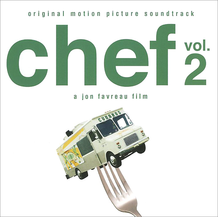 Chef. Vol. 2. Original Motion Picture Soundtrack leonard cohen i m your man motion picture soundtrack