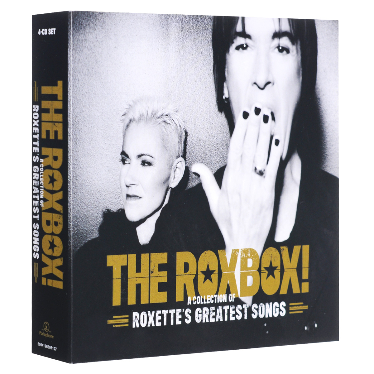 Roxette Roxette. The Roxbox! The Collection Of Roxette's Greatest Songs (4 CD) roxette roxette a collection of roxette hits their 20 greatest songs
