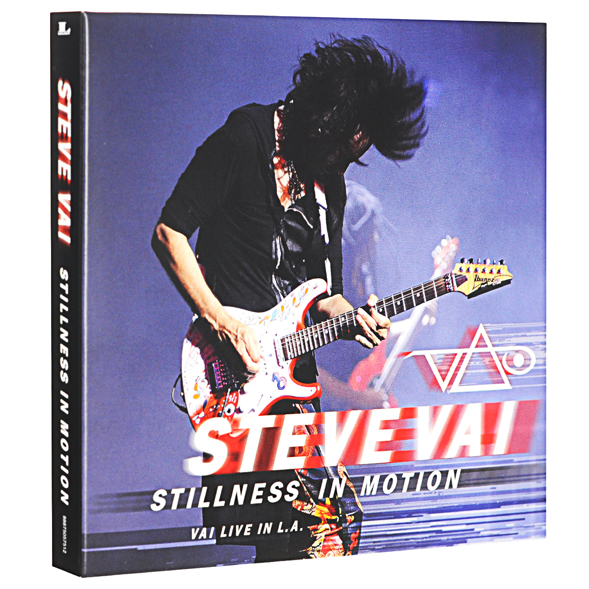Фото - Стив Вай Steve Vai. Stillness In Motion. Vai Live In L. A. (2 CD) сувениры народности вай dragon and phoenix hp0010