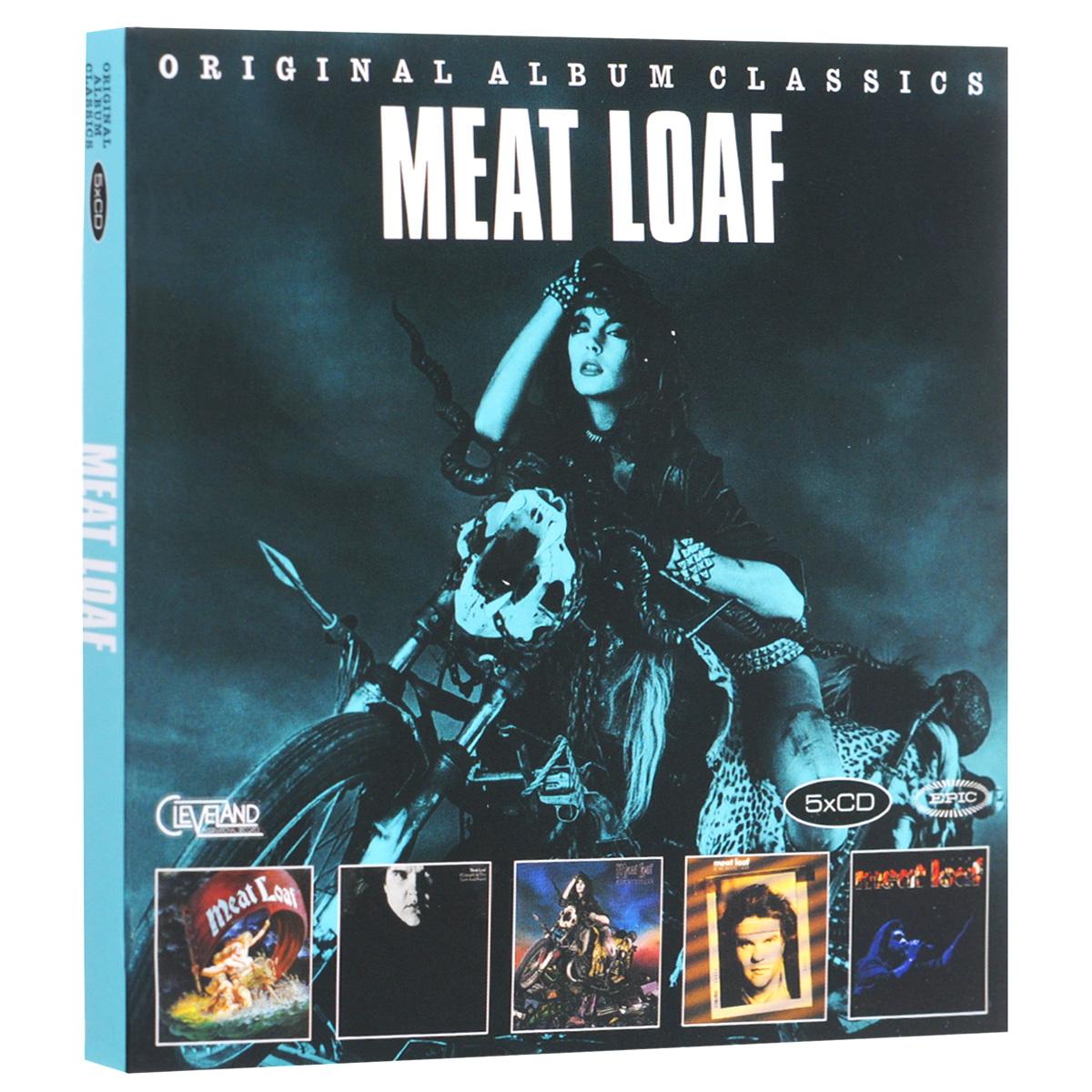 Мит Лоуф Meat Loaf. Original Album Classics (5 CD) мит лоуф meat loaf bat out of hell ii back into hell