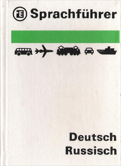 Sprachfuhrer: Deutsch-Russisch berlitz russisch sprachfuhrer und worterbuch