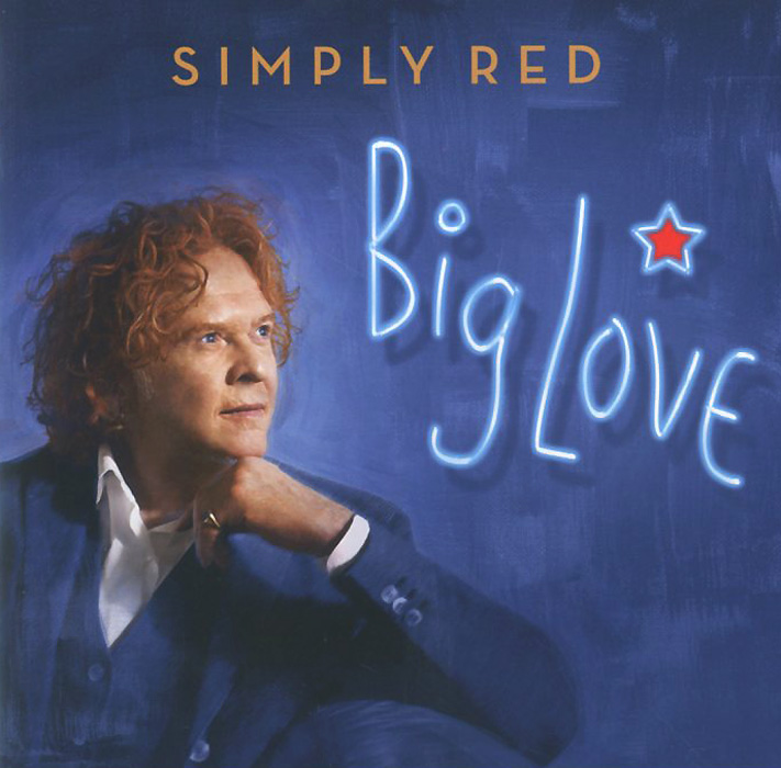 The Simply Red Simply Red. Big Love the simply red simply red men and women special edition