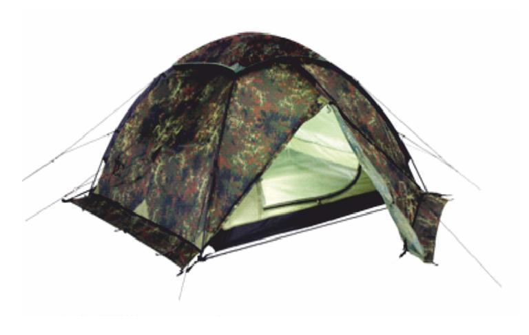 """Палатка Talberg """"HUNTER PRO 4"""", цвет: камуфляжный"""