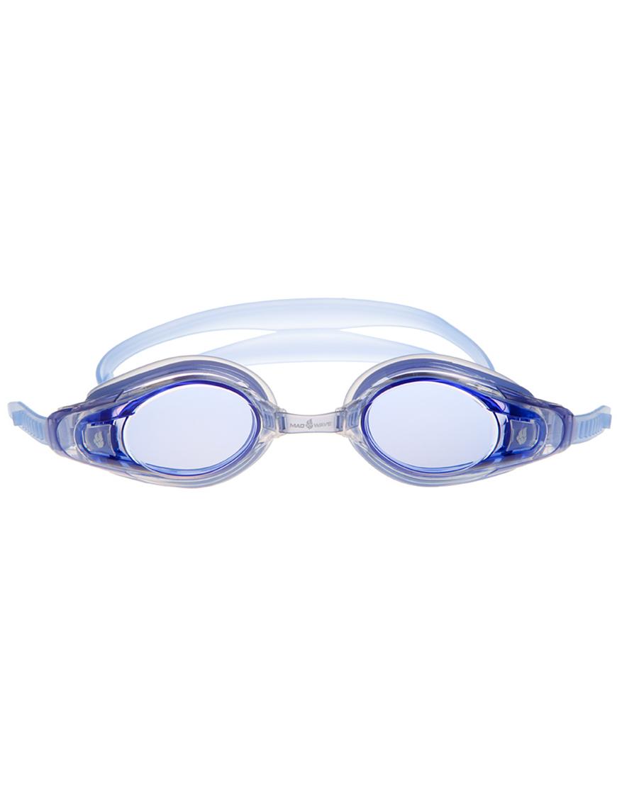 Очки для плавания с диоптриями Optic Envy Automatic, -1,0 Blue, M0430 16 A 04W saeko очки для плавания s14 turbo l31 с диоптриями 8 0 saeko