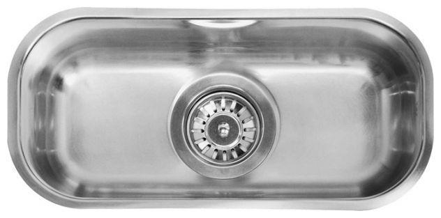 Мойка кухонная REGINOX L18 4018 LUX OKG (c/box)