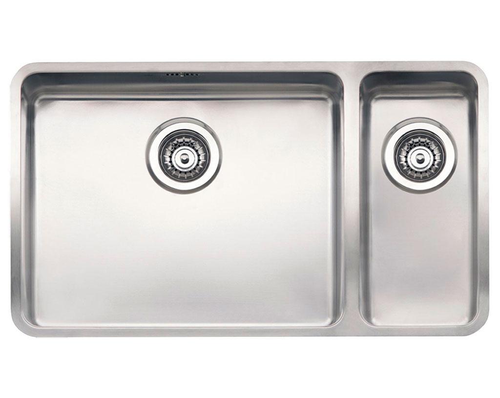 Мойка кухонная REGINOX Ohio 50x40+18x40 LUX 3.5 L