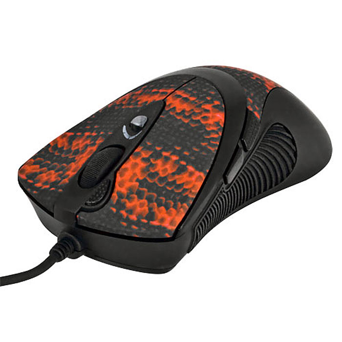 Игровая мышь A4Tech XL-740K, Black Red