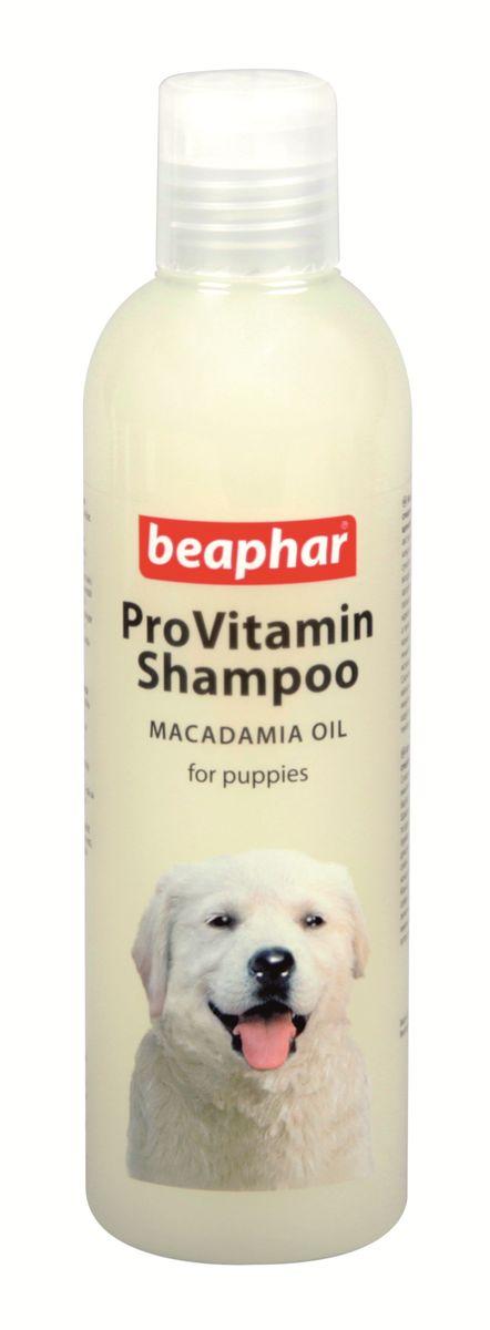 Шампунь для щенков Beaphar Pro Vitamin, 250 мл beaphar шампунь beaphar pro vitamin для собак универсальный 250 мл