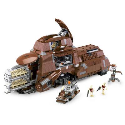 Лего транспортеры дроидов замена свечей накаливания на транспортере т5