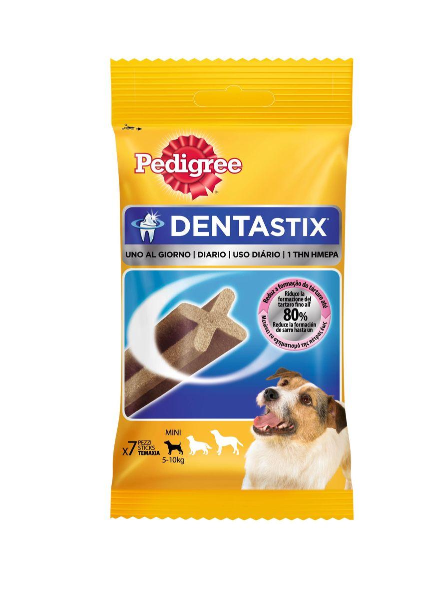 """Лакомство Pedigree """"Denta Stix"""", для собак мелких пород, 110 г"""