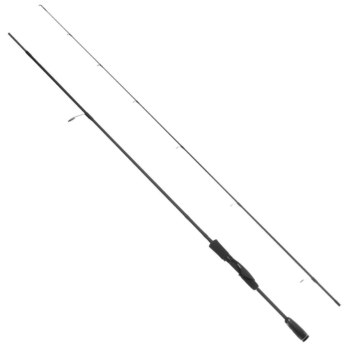 Спиннинг штекерный Daiwa Generation Black Small Plugger, 2,25 м, 5-12 г