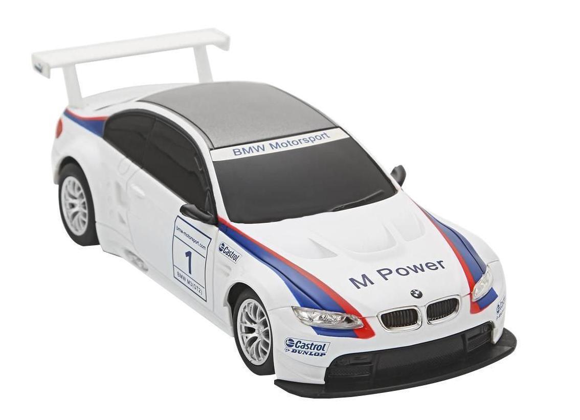 Rastar Радиоуправляемая модель BMW M3 цвет белый цена